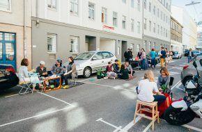 WIEN LEBT – HAPPENING AUF DER WOHNSTRASSE (c) Ákos Burg
