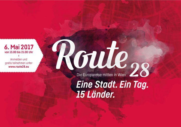 Locandina Route 28 Vienna